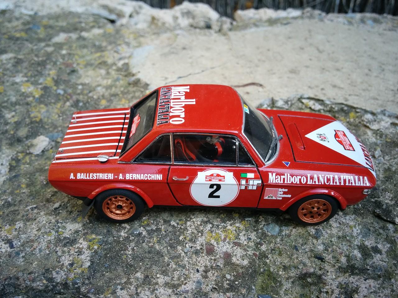 Lancia Fulvia San Remo 72. Racing 43 a escala 1/43 2F540004BE3E5372039F3653720385