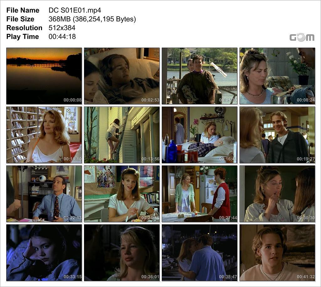 Dawsons creek temporada 6 subtitulada online dating 7
