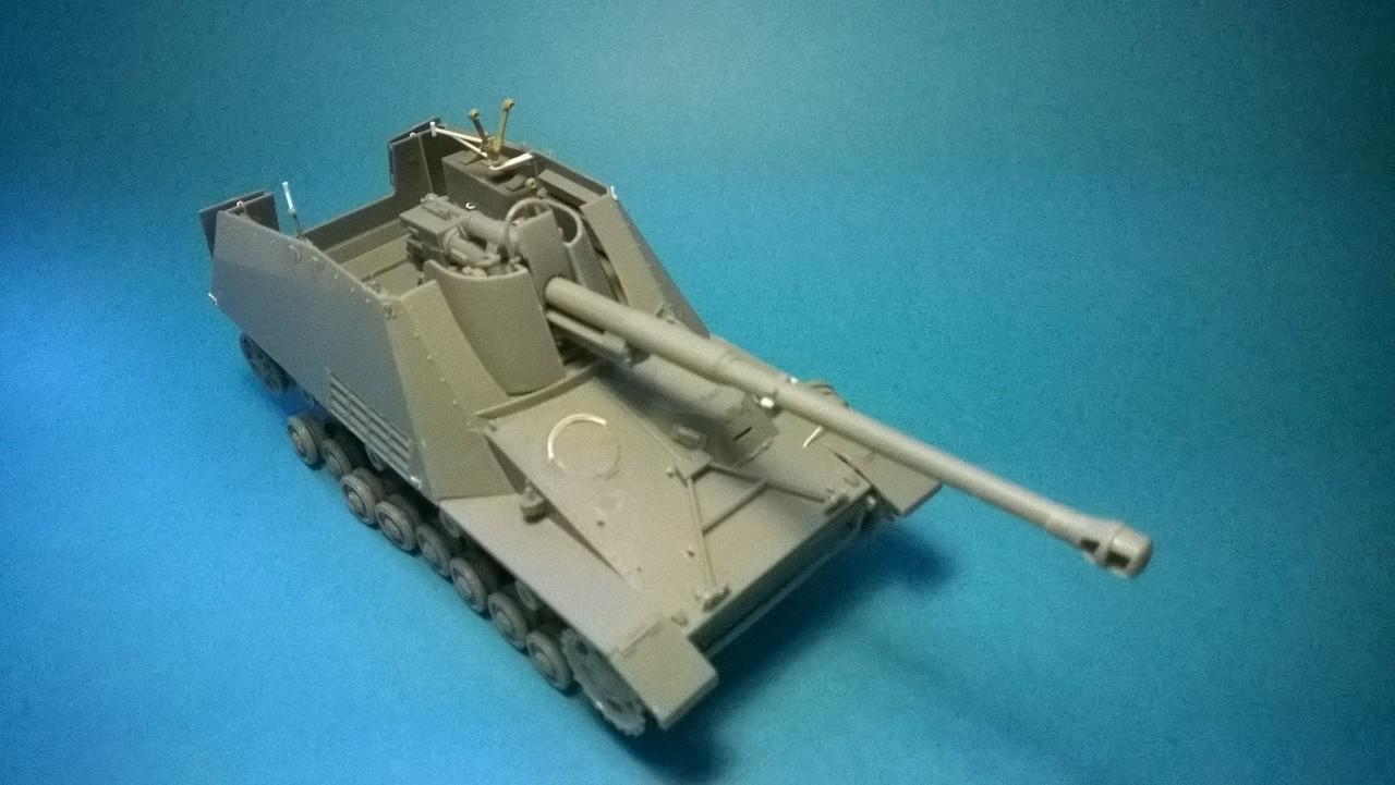 """Sd.Kfz.164 """"Nashorn"""" Dragon 1/35 17539D3A5E275315E9DA325315E8D7"""