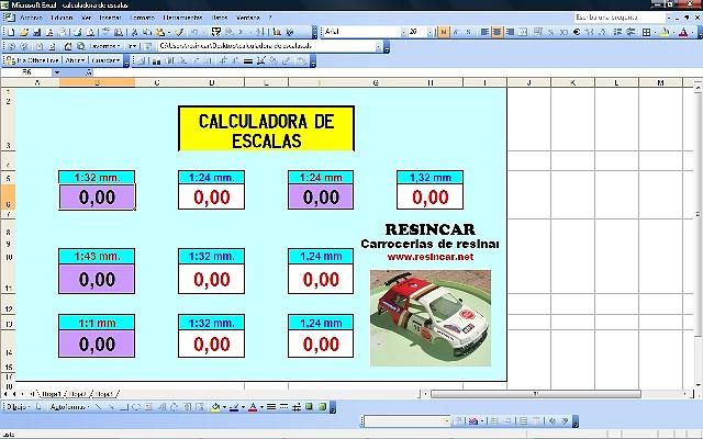 Slot Adictos Calculadora De Escalas Scratch Building