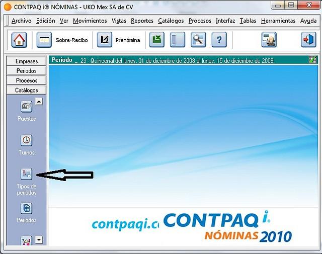 contpaq nominas 2010 gratis