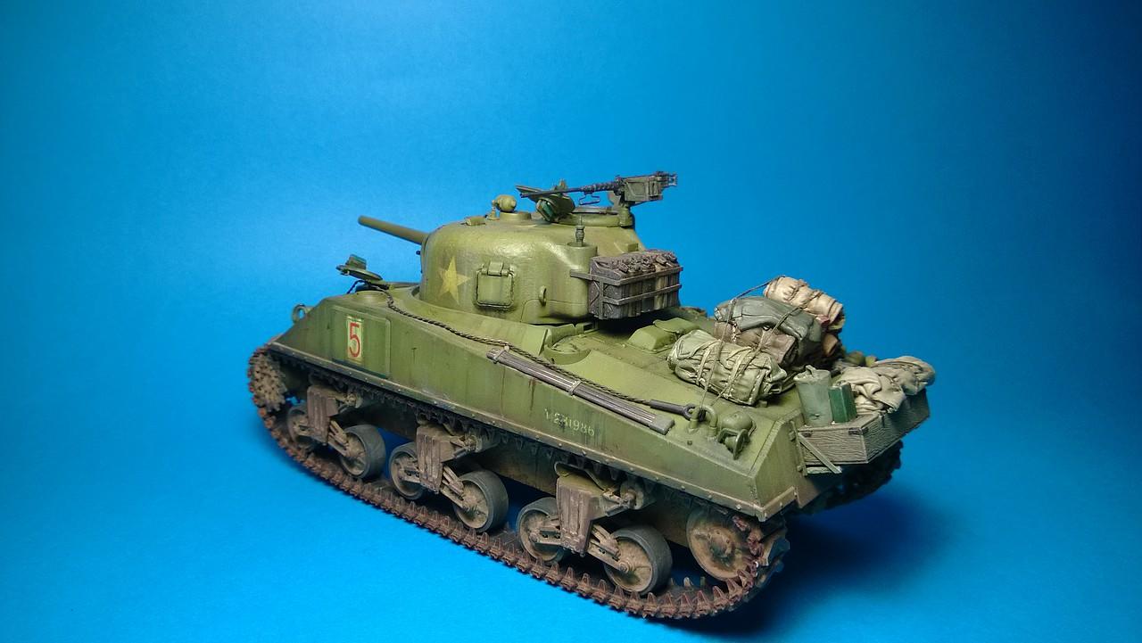Sherman M4A4 dragon 1/35 315302E30723527B926E3A527B9180