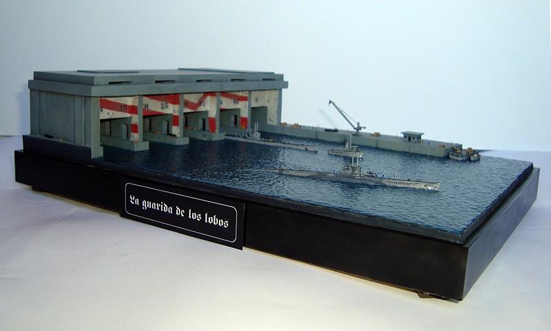 La Guarida de los lobos - Base U-Boat 1/700 2652FD14CA375294E432305294E2B1