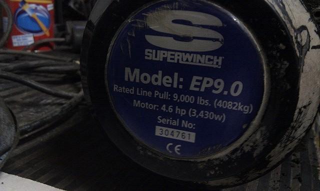 Vendo cabestrante superwinch 27516D54382B513F1D4726513F1CBB