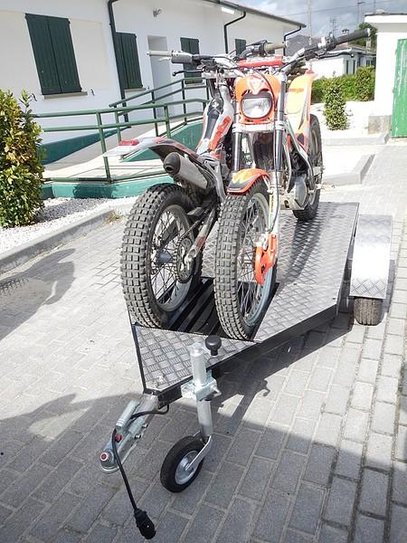 Homemade motorcycle trailer 1D539F2BAD3A535FEE3B35535FE500