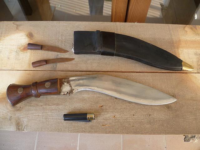 Cuchillos artesanales cuchillos de fuera armas y Herramientas artesanales