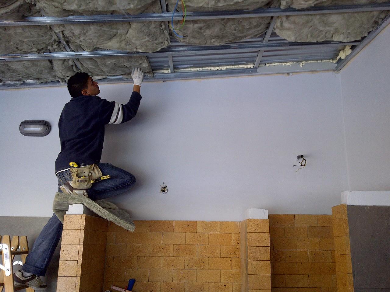 Africa twin club espa a parrilla nueva para un - Aislante para techos ...