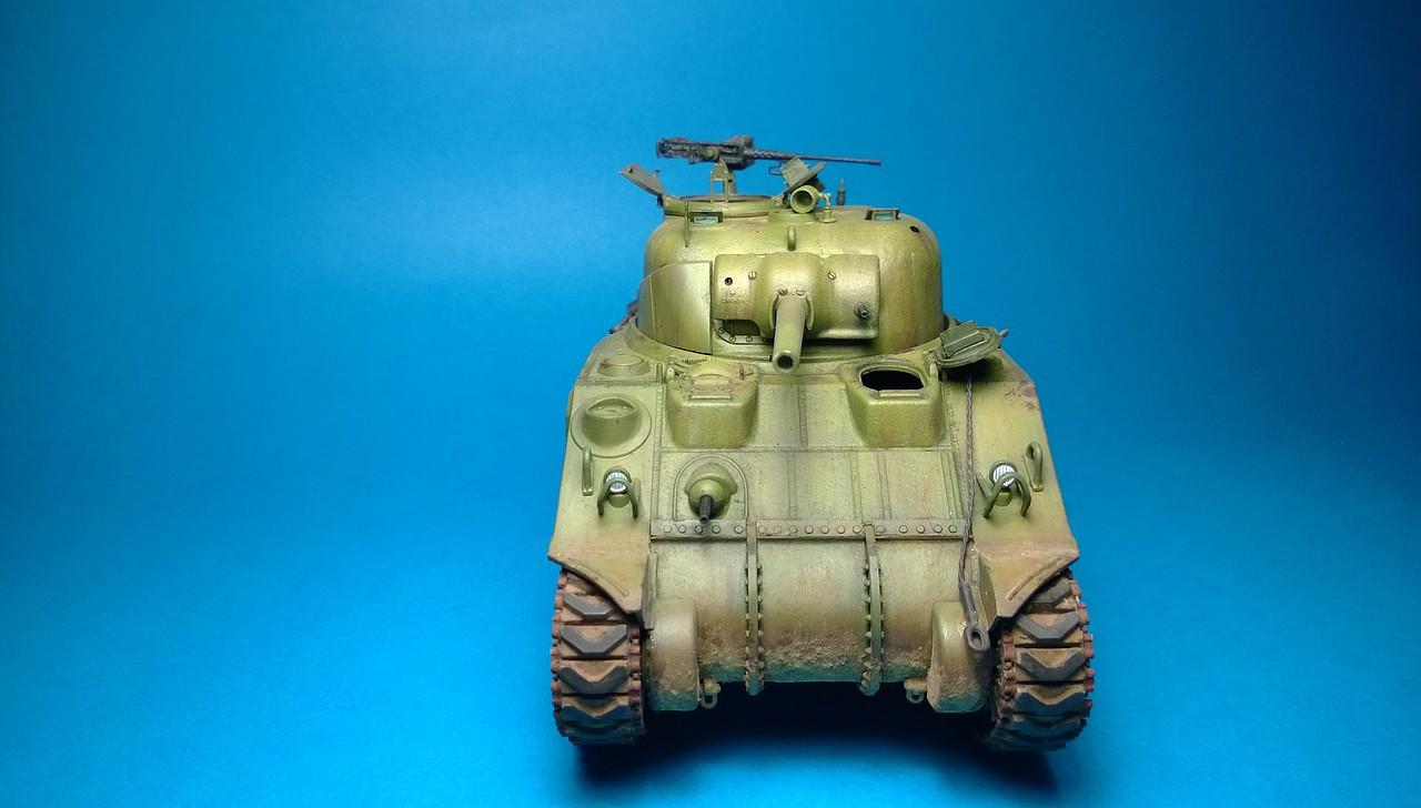 Sherman M4A4 dragon 1/35 2B5302E31321527B927E2B527B918C