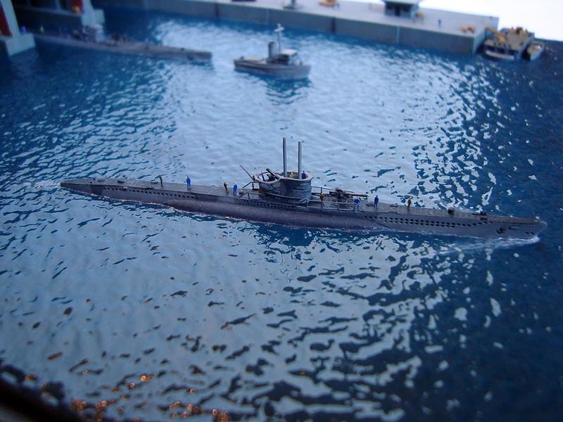 La Guarida de los lobos - Base U-Boat 1/700 2952FD154B3B5294E4BD2A5294E332