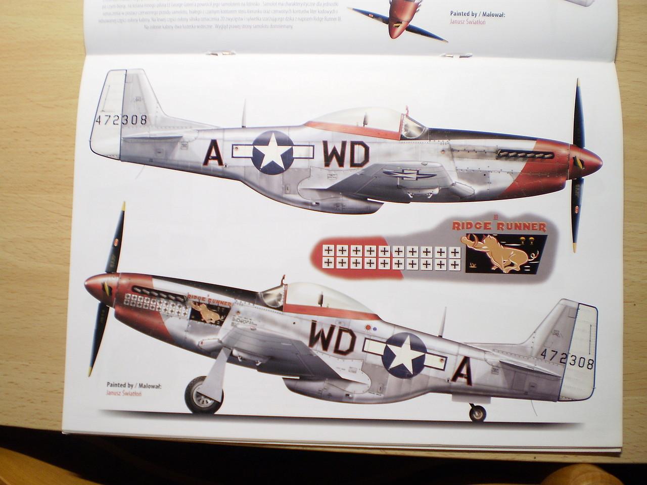 Yoryi (puntocom) - Modelismo y Maquetas - P-51D Mustang ¿ Rdige ...
