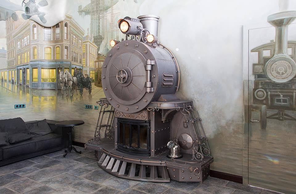 Hierro y fuego foro de forja y herrer a maquina de vapor chimenea utensilios y cosas varias - Utensilios de chimenea ...