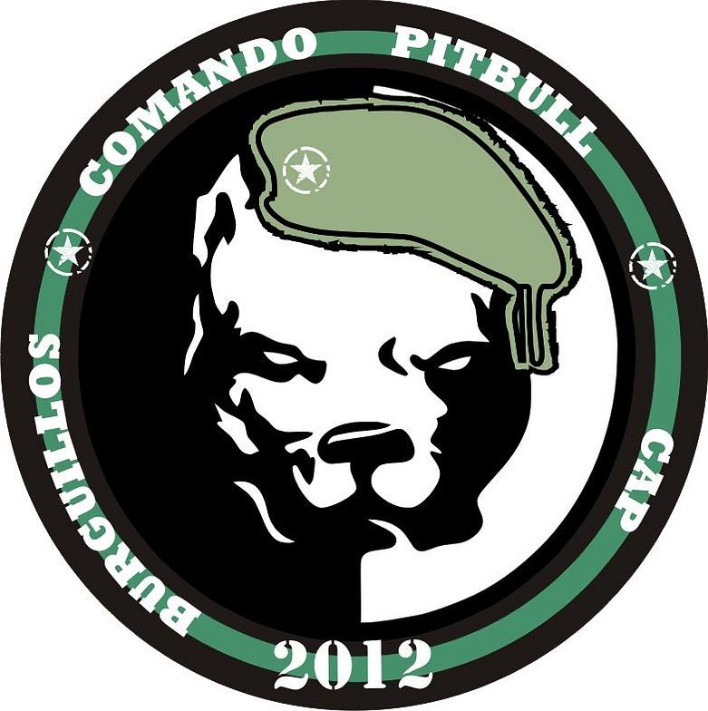club airsoft burguillos logo de comando pitbull foro