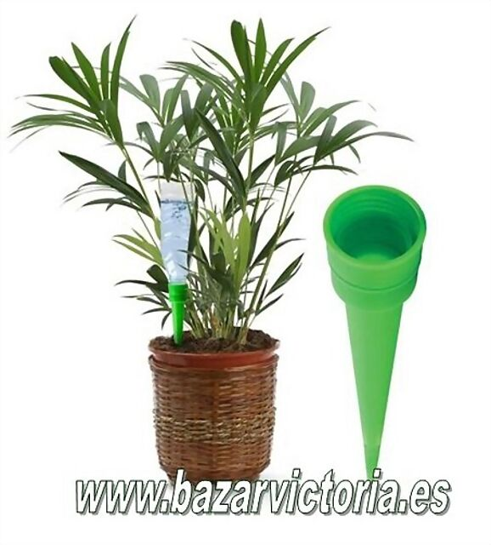 Regador de plantas plastico galer a de bazarvictoria fotos - Plantas de plastico ikea ...