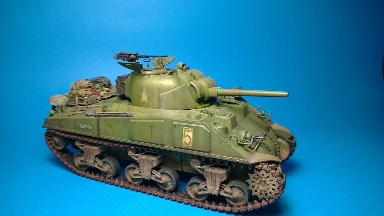 Sherman M4A4 dragon 1/35 305302E2FD1E527B926039527B9176
