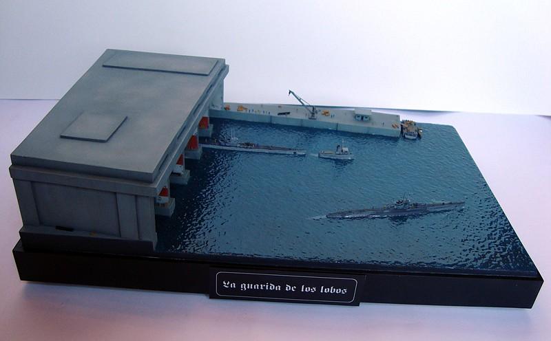 La Guarida de los lobos - Base U-Boat 1/700 2D52FD1585325294E4FC2E5294E36C