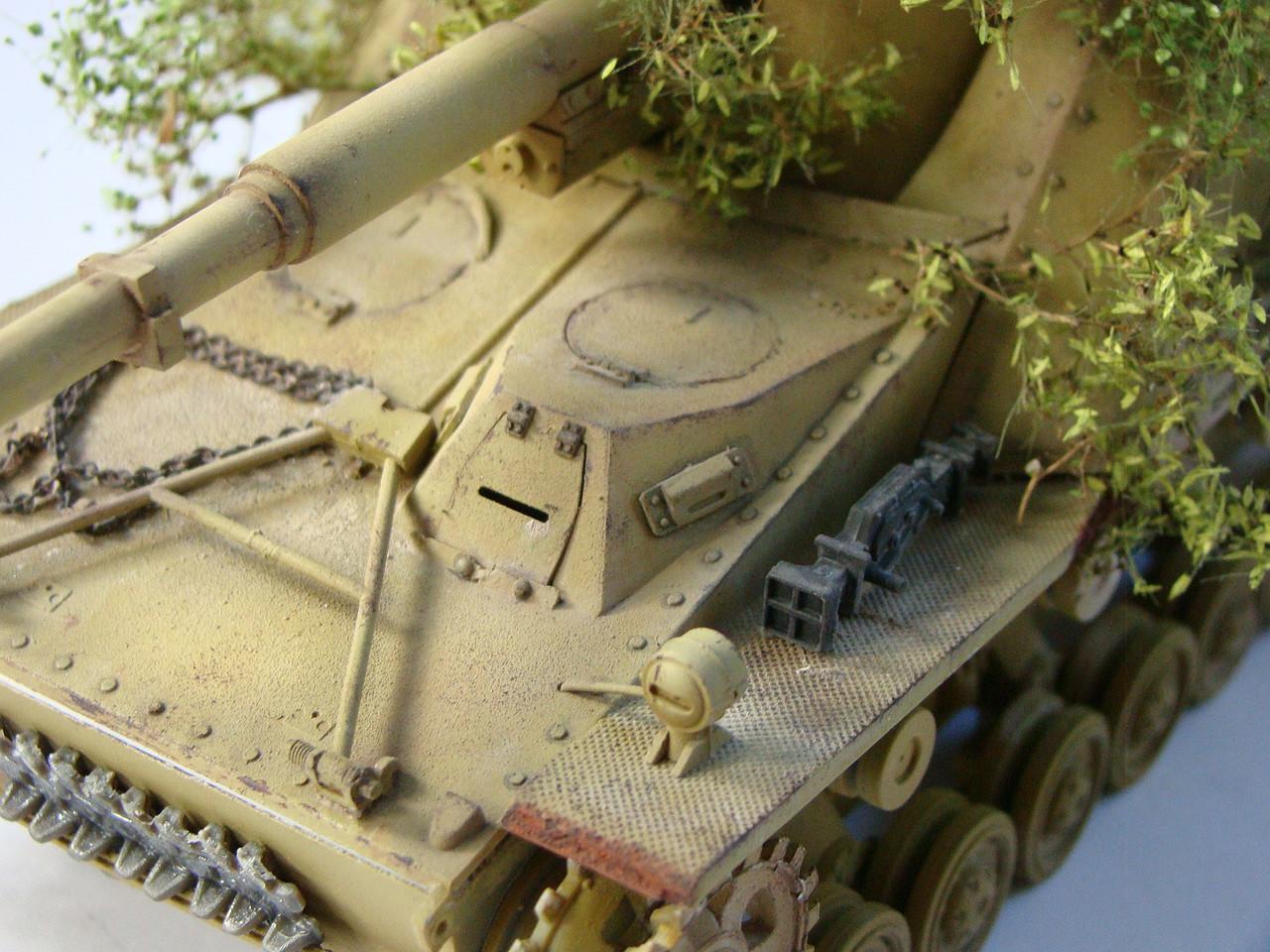"""Sd.Kfz.164 """"Nashorn"""" Dragon 1/35 265404F0AC24537DA05526537D9F25"""