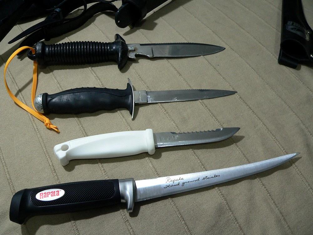 Cuchillos y navajas un lugar de reuni n que cuchillo for Cuchillo de pescado