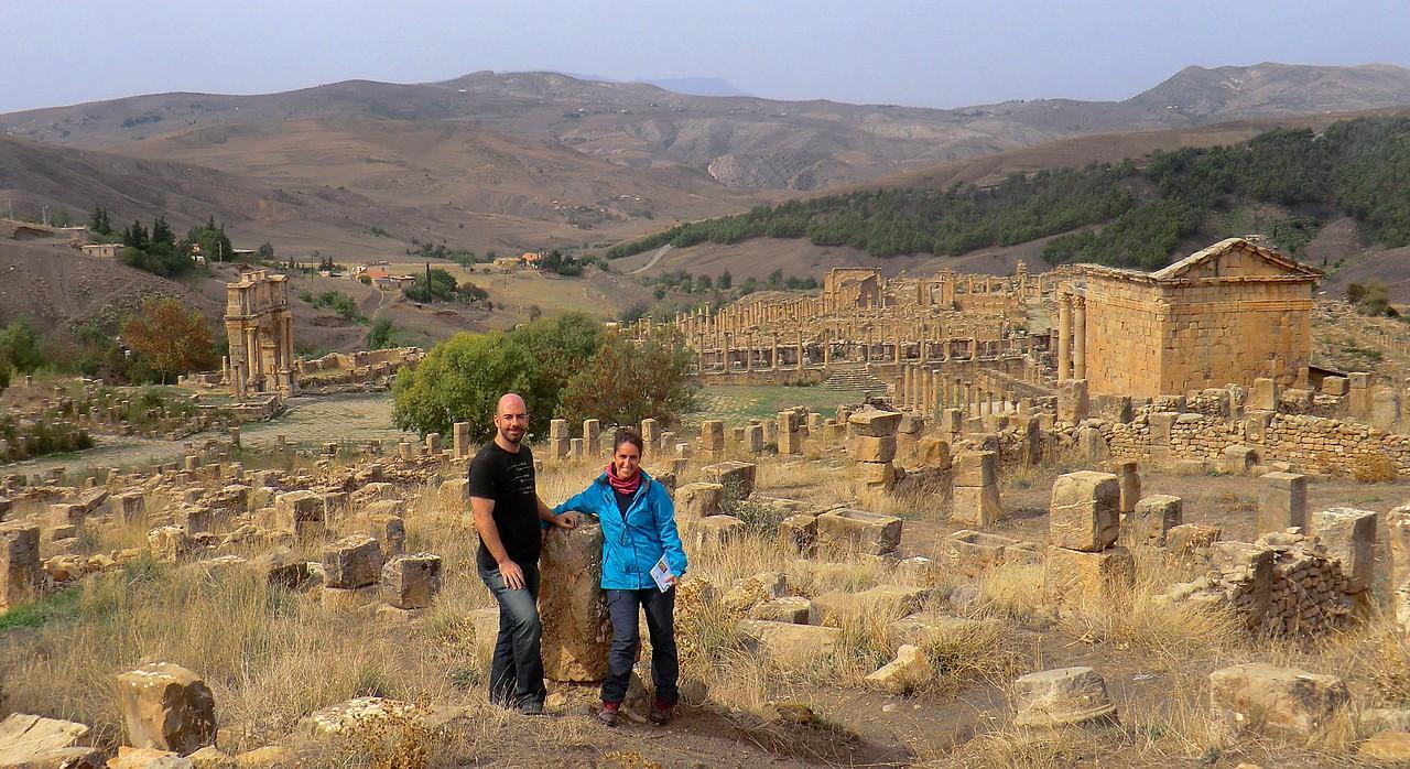 Algerien ohne Guide
