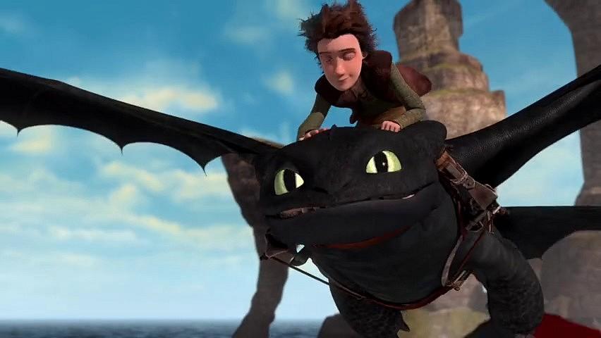 por cierto el estreno de la secuela de ¿Cómo entrenar a tu Dragón