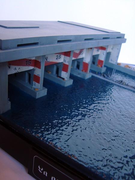 La Guarida de los lobos - Base U-Boat 1/700 2B52FD157A385294E4F0355294E361