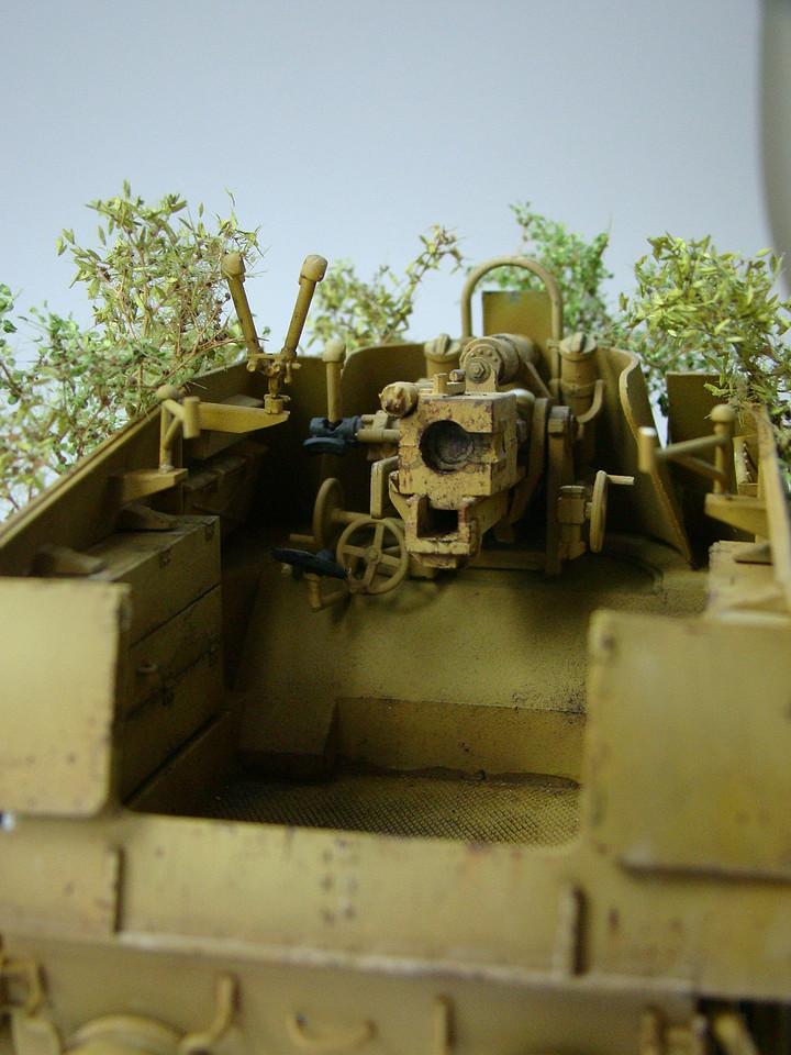 """Sd.Kfz.164 """"Nashorn"""" Dragon 1/35 2A5404F0CB15537DA07C18537D9F44"""
