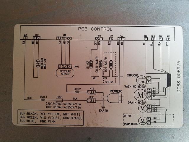 Bosch WOB 10no centrifuga - Lavadoras, Secadoras - YoReparo