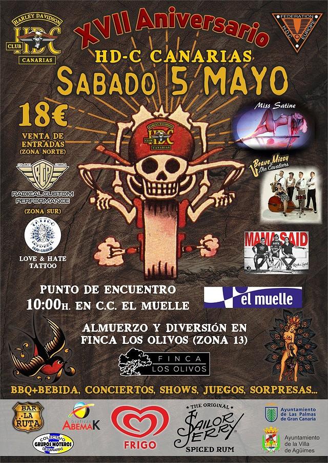 Harley Davidson Club Canarias