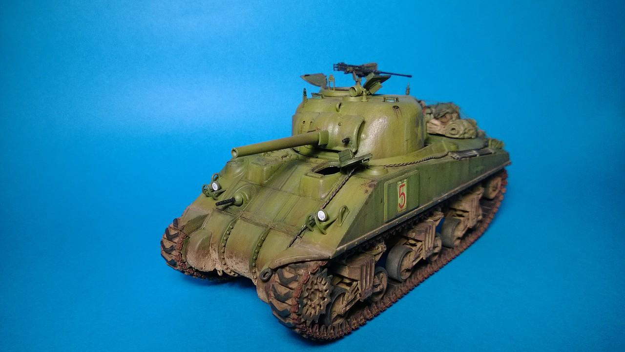 Sherman M4A4 dragon 1/35 2A5302E2F71F527B925833527B9170