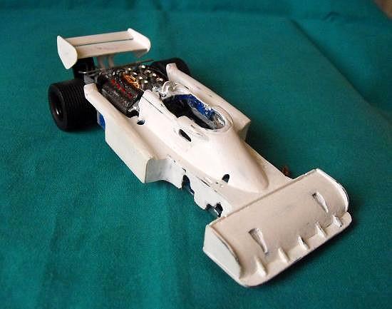 Carroceria, Tyrrell P34, Slot,