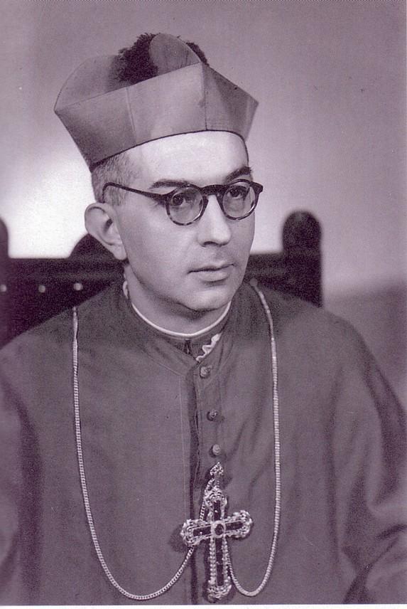 El futuro Cardenal Vicente Enrique y Tarancón, siendo Obispo de Solsona. (1946-1964). - 2F53F1D4152D5366E8FF2B5366E2D6