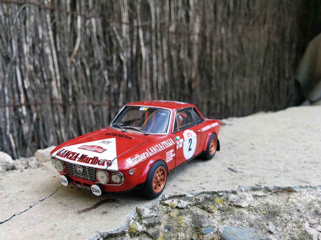 Lancia Fulvia San Remo 72. Racing 43 a escala 1/43 2F540002E13A537201BE36537201A8