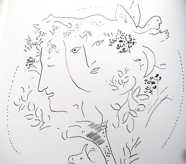 Marc Chagall y la Biblia