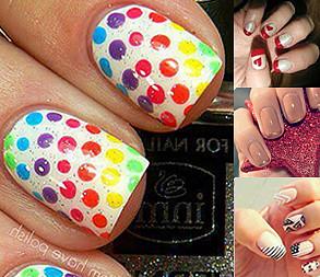 decorado para uñas
