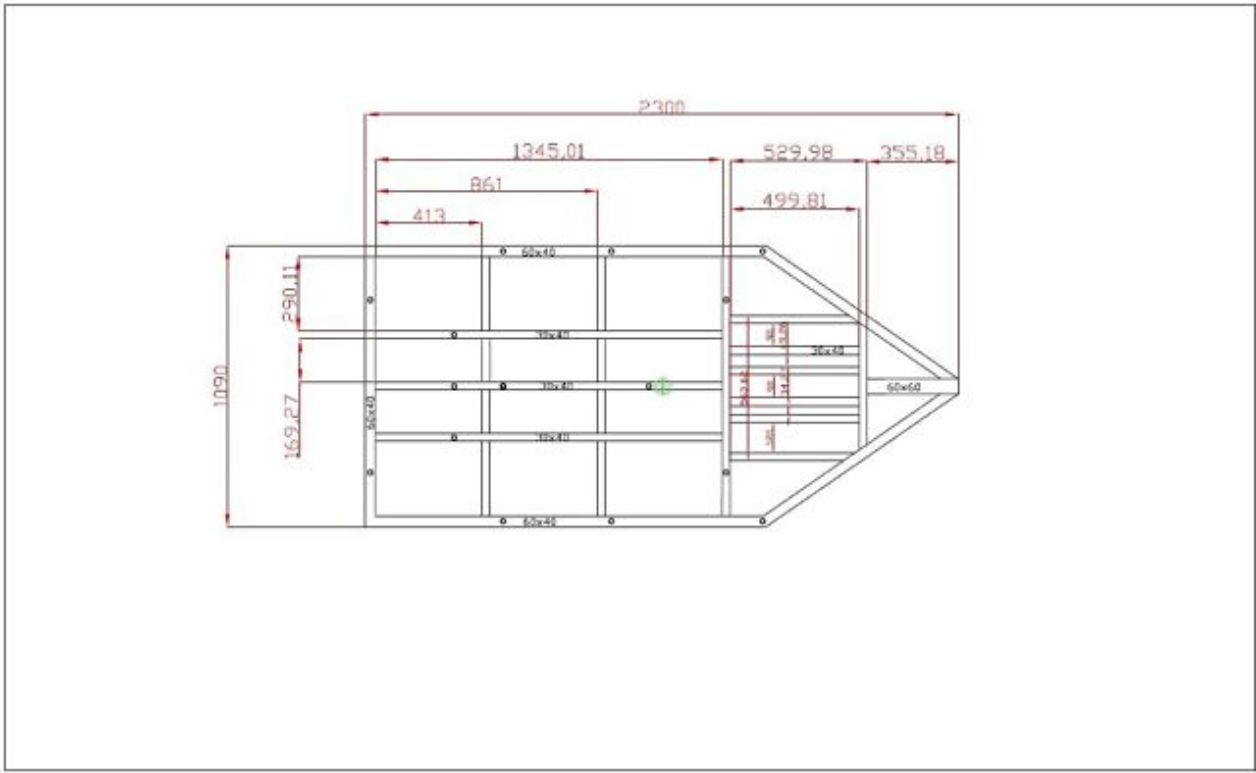 Homemade motorcycle trailer 18539F2B8D3C535FEE1030535FE4E0