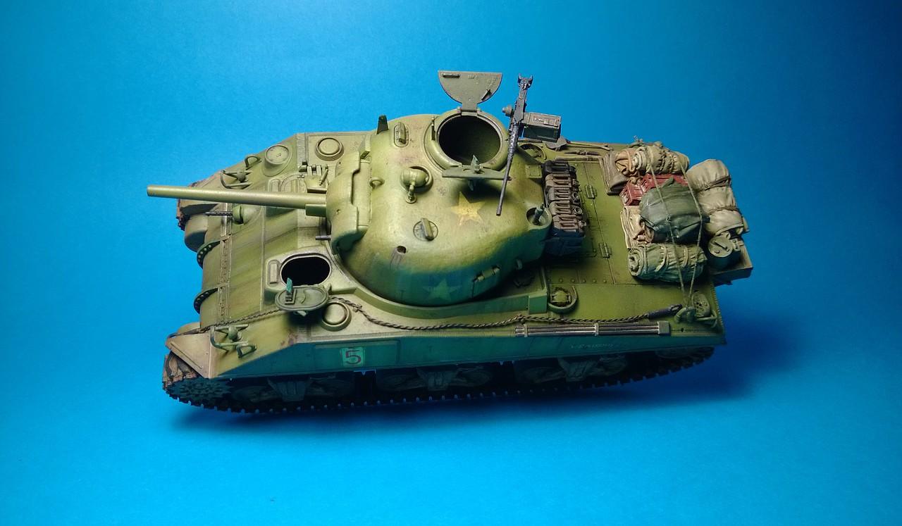 Sherman M4A4 dragon 1/35 2B5302E31C22527B928834527B9195