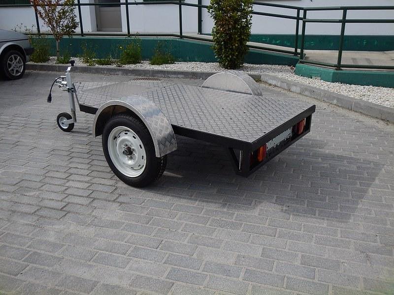Homemade motorcycle trailer 20539F2B9535535FEE1B38535FE4E8