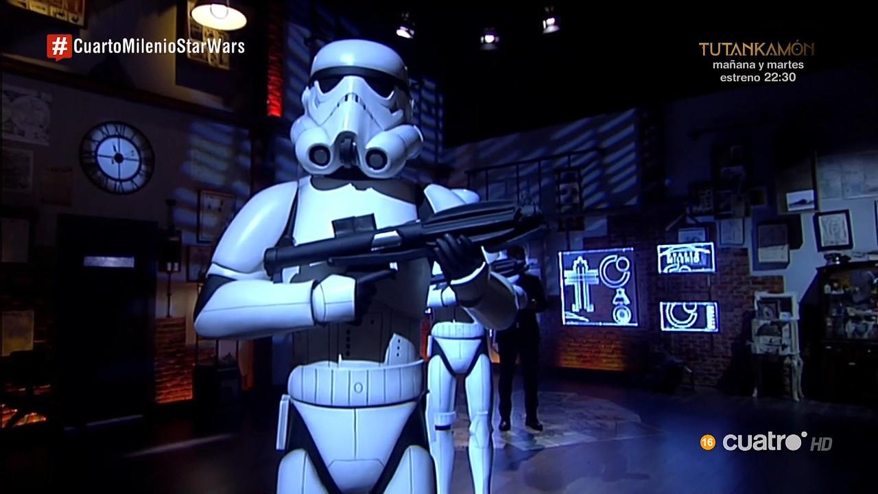 UNIVERSO STAR WARS - Como se hizo Star Wars y los FX del ...