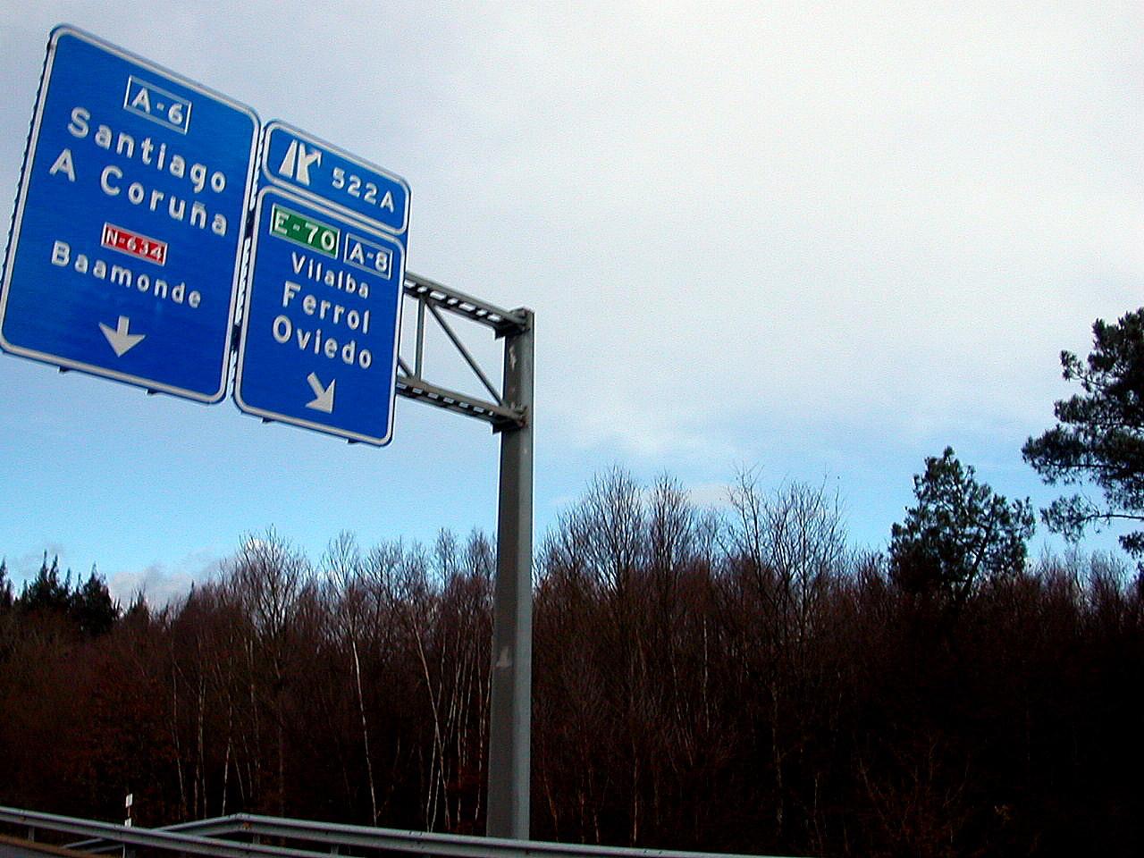 Excepto Unos Pocos Km Por Asturias Ya Se Puede Circular Desde Aqui A Irun Todo Sin Salir De Autovia