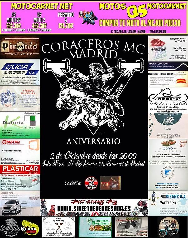 Coraceros MC