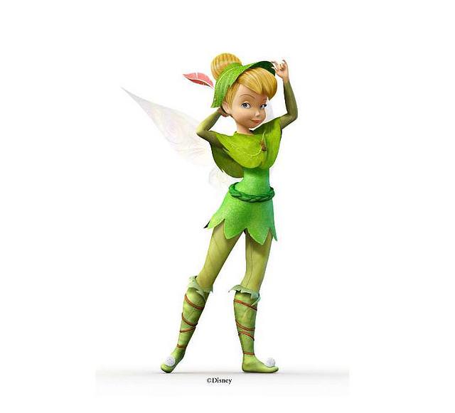 DisneyToon: Campanilla y el gran rescate / Tinker Bell. Hadas al ...