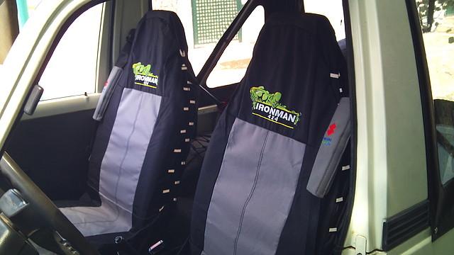 Suzuki 88 sj 410 puesto al d a suzuki lj sj y samurai for Fundas asientos 4x4