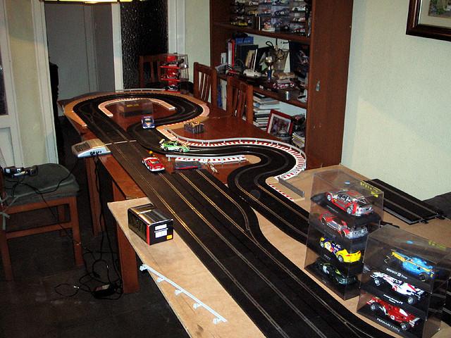 Nuestros circuitos de ssd slot sport digital - Scalextric sport digital console ...