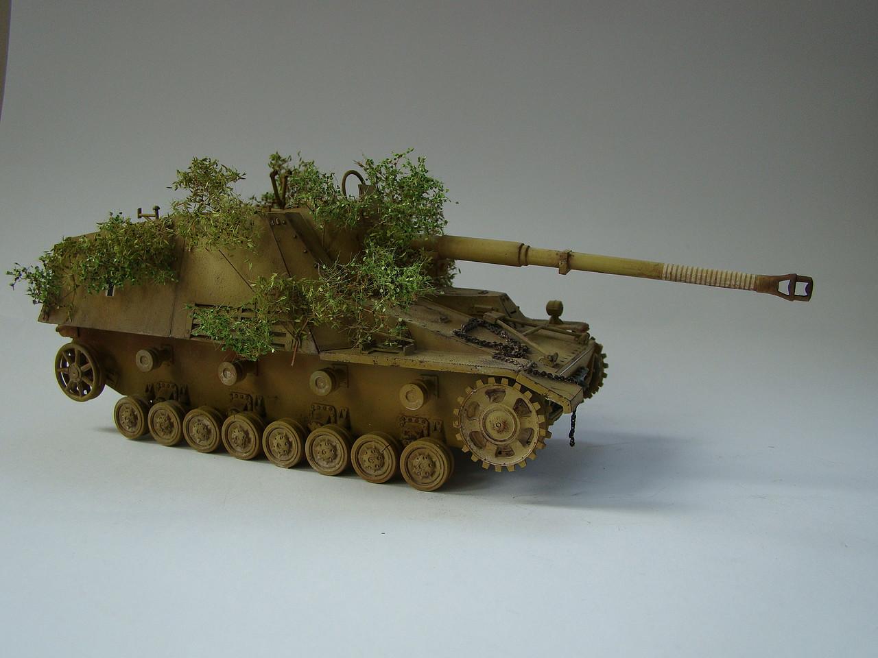 """Sd.Kfz.164 """"Nashorn"""" Dragon 1/35 2E5404F0E11E537DA0971C537D9F5A"""