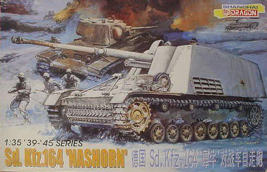 "Sd.Kfz.164 ""Nashorn"" Dragon 1/35 2C5355E7502E52CE96C72C52CE95C9"