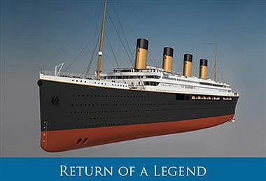 Foro titanic titanic ii ya es una realidad - Construccion del titanic ...