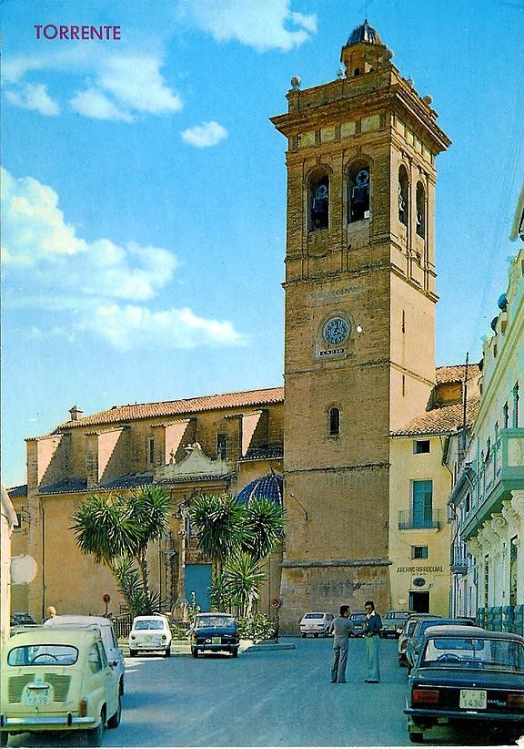 Foro del seat 850 fotos antiguas 850 seat 850 - Calle torrente valencia ...