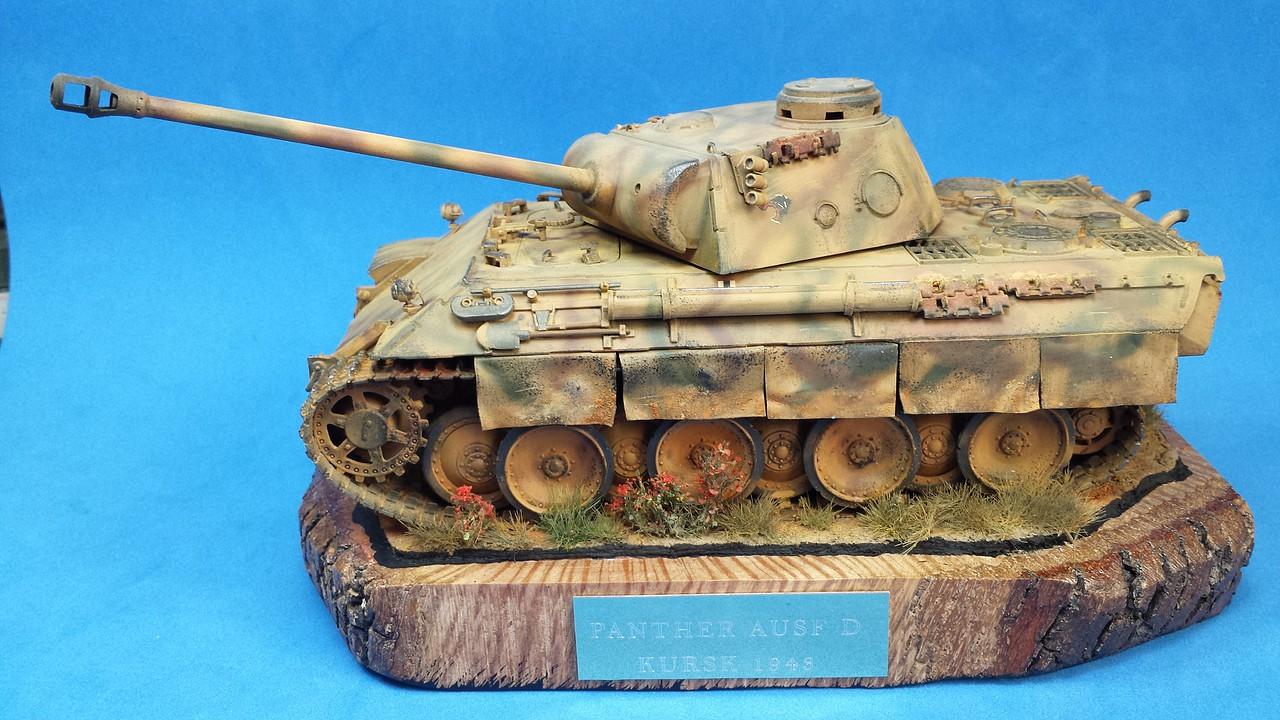 Panther Ausf D - italeri - 1/35 1C5396565A335321DE01365321D717