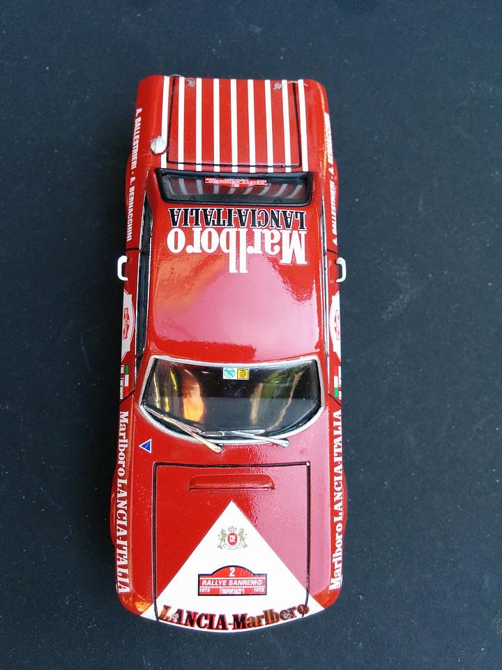 Lancia Fulvia San Remo 72. Racing 43 a escala 1/43 28540005B32F53720495385372047A