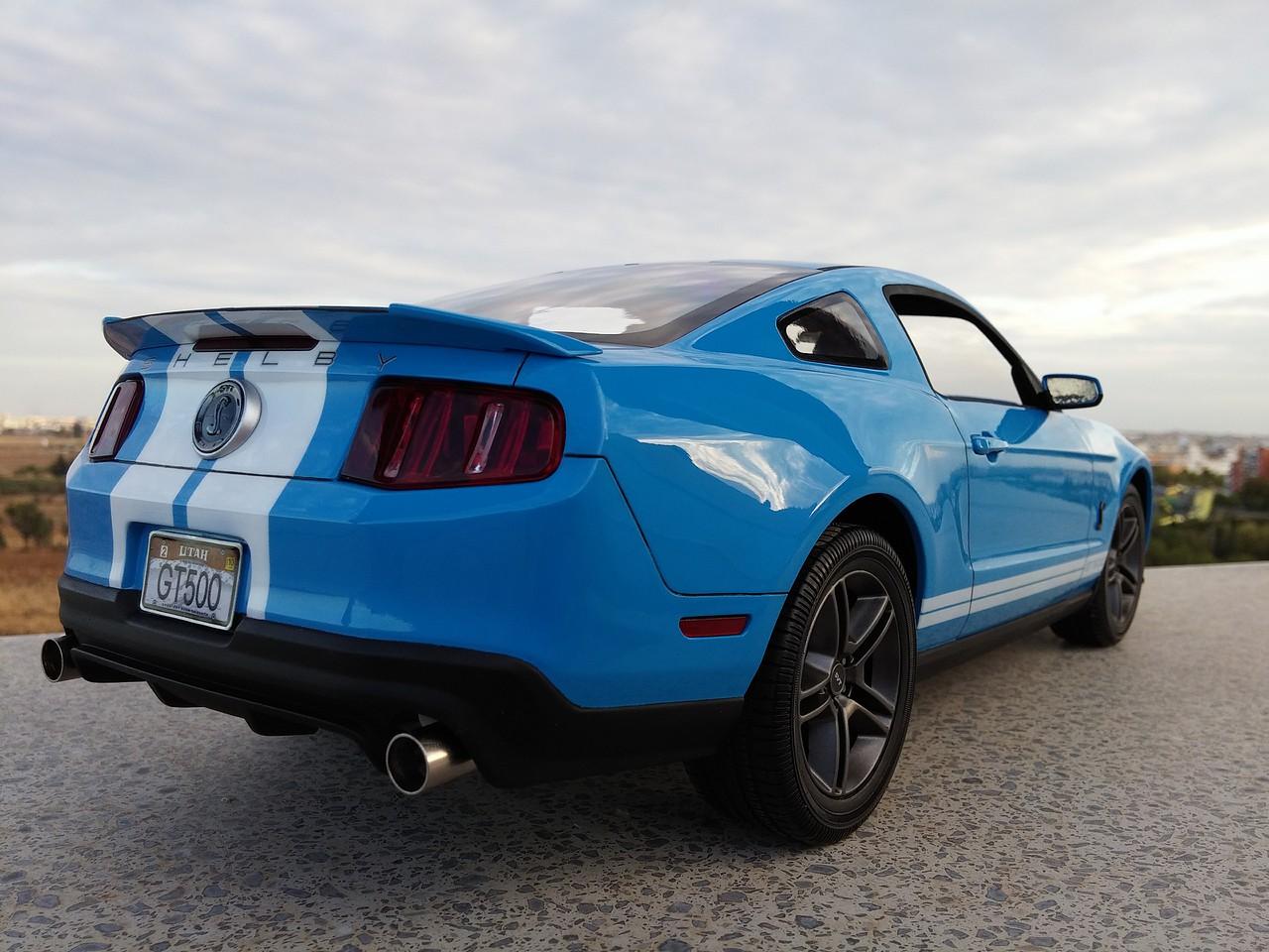 Yoryi Puntocom Modelismo Y Maquetas Shelby Mustang