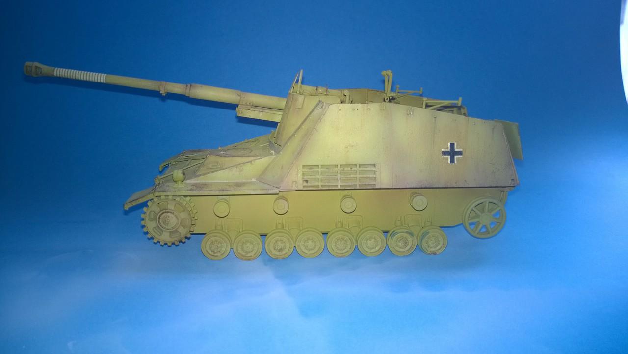 """Sd.Kfz.164 """"Nashorn"""" Dragon 1/35 2453F55CD229536E0C5E36536E0B4B"""
